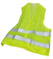 Veiligheid verkeersvest veiligheidsvest reflecterend geel EN471 - ISO 20741