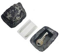 Sleutel verberg steen verstopplek sleutelsteen sleutelverberger nepsteen tuin
