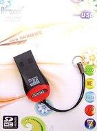 Micro SD SDHC en Sony M2 kaartlezer