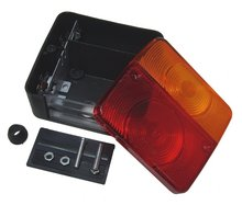 Achterlicht voor aanhangwagen verlichting voor aanhanger - de ...