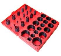 O ringen dichtingsringen rubber ringen set 419 delig in kunststof koffer