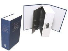 Boek in kluis cijferslot english dictionary veiligheid book safety metaal boekkluis woorden boek