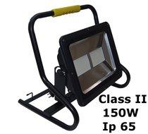 150W XXXL professionele ClassII Led Bouw werk Lamp klasse2 Buitenlamp bouwlamp IP65 10200lm 4000K KemaKeur 5 meter snoer