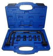 Klepveer tools gereedschap set voor montage demontage kleppen 16,19,23,25 & 30mm