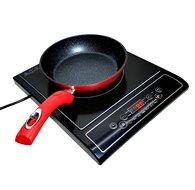 Inductie kookplaat fornuis 1 pits 7 kook functies max. 2000W