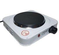Elektrische Kookplaat fornuis 1 pits regelbaar Ø 155mm 1000W