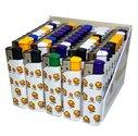 50-X-Aansteker-Boze-Smileys-print-klik-navulbaar-afbeeldingen