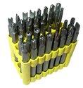 Schroevendraaier-Chrome-Chroom-Vanadium-32-delige-bit-box-set-speciaal