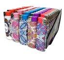 50-x-Kleuren-Mozaiek-print-aansteker-klik-navulbaar-afbeeldingen