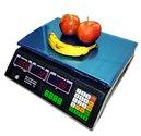 Digitale-horeca-markt-pakket-prijs-weegschaal-met-voor-en-achter-lcd-display-40KG-met-oplaadbare-accu-nauwkeurigheid-2-gram