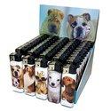 50-X-Aansteker-Honden-Fun-Dogs-print-klik-navulbaar-afbeeldingen
