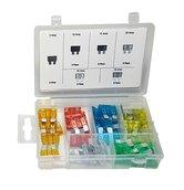 Steekzekeringen-set-40-delig-in-box-div-soorten-AMP-zekeringen