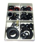 Dichtingsringen-sanitair-dichtings-ringen-set-assortiment-O-ringen-kraanrubbertjes-fiberringen-125-delig