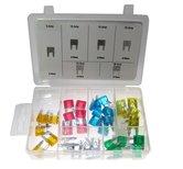 Mini-Steekzekeringen-set-40-delig-in-box-div-soorten-AMP-zekeringen