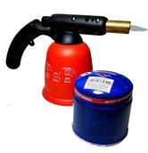 Soldeer-Brander-soldeerbrander-soldeerpistool-gasbrander-met-regelbare-vlam-incl.-1-190-gr-gasfles